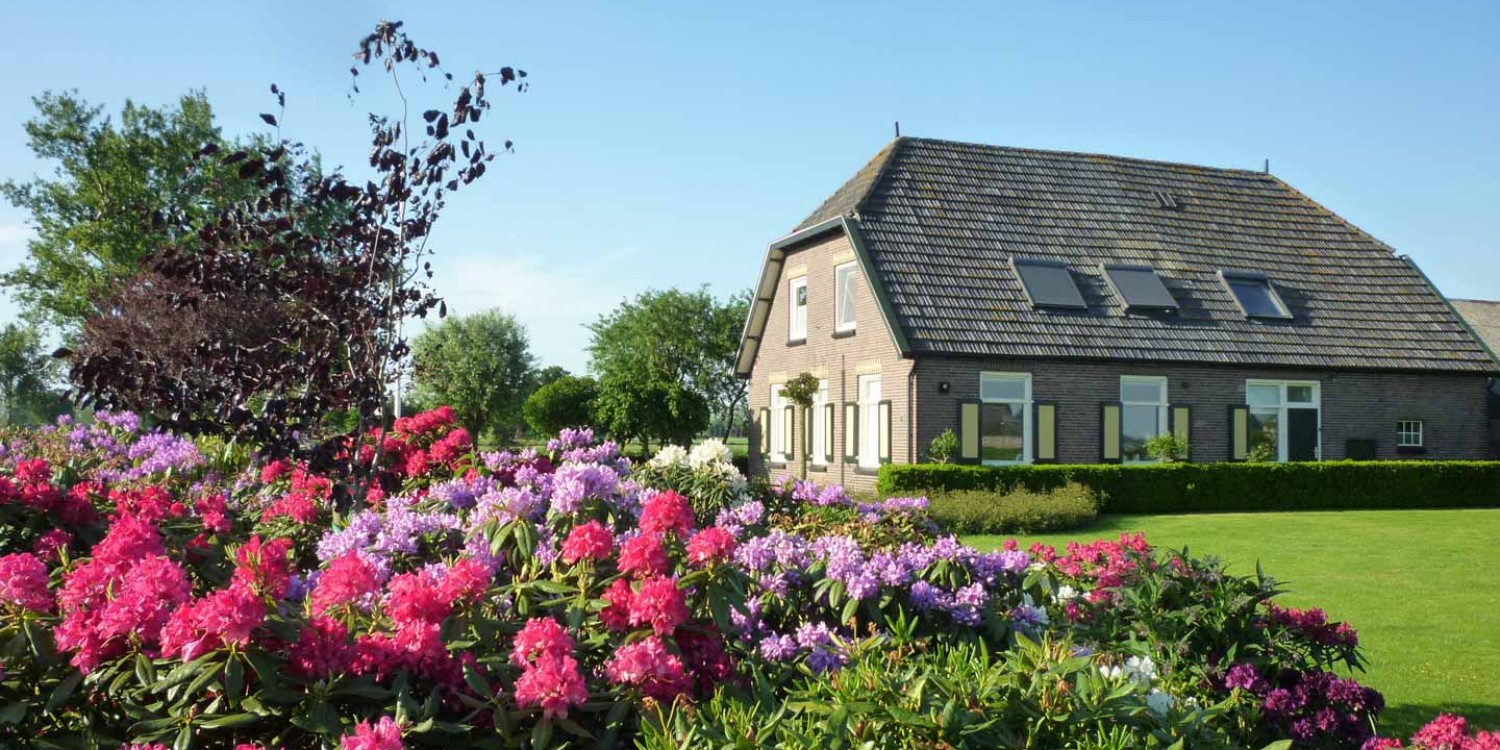 De Weteringschans - Bed and Breakfast - Veluwe - Gelderland - Vaassen