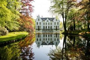 De Weteringschans - Foto kasteel Staverden